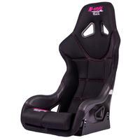 GoodGun×N-styleコラボ メッシュ生地 FIA認証フルバケットシート カラー:ブラック