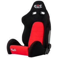 GoodGunオリジナル 標準生地 セミバケットシート カラー:ブラック/レッド