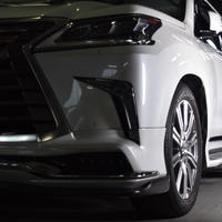 Lexus LX570 可変バルブマフラー byRUI