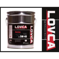 ラブカオイル LOVCA RACING 5W-40 20L