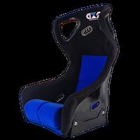 GoodGunオリジナル 標準生地 レーシングフルバケットシート カラー:ブラック/ブルー