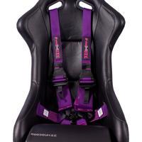 FIA GoodGun×N-styleコラボ レーシングハーネス カラー:パープル