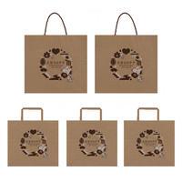 BAG-4 紙袋ミックス5袋セット