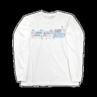 SRJP Port / Long shirt / White