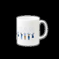TEAM / Mug / White