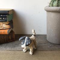[浜坂 尚子] 動物オブジェ いぬ