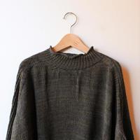 [tamaki niime PO-W011] PO knit ミィラァクル wool