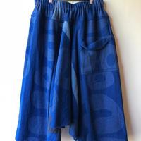 [tamaki niime] tarun pants-short TP-S-002