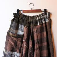 [tamaki niime TP-L-w010] タルンパンツ long wool