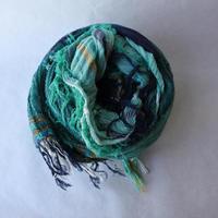 [tamaki niime] roots shawl-big RS-B-037