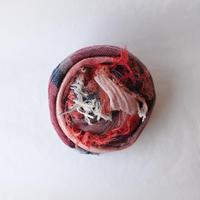 [tamaki niime 20SS-052 ] roots shawl BIG コットン100%