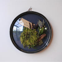 Botanical Arrange GlassFrame(M)