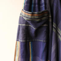 [tamaki niime] tarun pants-short TP-S-008