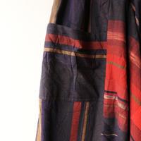 [tamaki niime] tarun pants-long TP-L-032