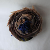[tamaki niime] roots shawl-middle RS-M-w009