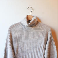 [tamaki niime TO-W007] TO knit ジグザグ wool