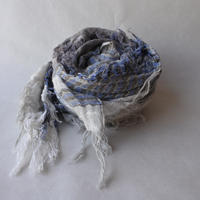 [tamaki niime] roots shawl-middle  RS-M-101