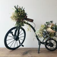 贈り物を届ける自転車 005