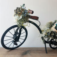 贈り物を届ける自転車 002