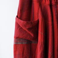 [tamaki niime] chotan skirt  chotan-w-003