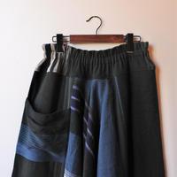 [tamaki niime TP-L-w009] タルンパンツ long wool