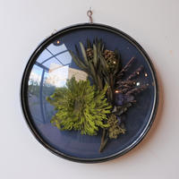 Botanical Arrange GlassFrame(L)