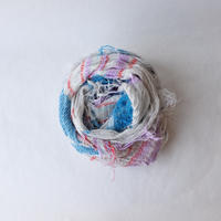 [tamaki niime 20SS-063] roots shawl MIDDLE コットン100%
