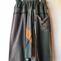 [tamaki niime] tarun pants-short TP-S-001