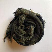 [tamaki niime] roots shawl-big RS-B-031