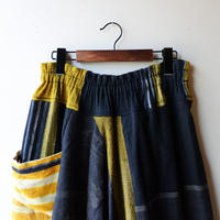 [tamaki niime chotan-W005] chotan skirt wool