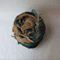 [tamaki niime] mocotton shawl-middle MCS-M-001