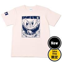 〔予約販売2021年10月下旬〜11月上旬発送予定〕[YokaiShop限定Ver]ゲゲゲの鬼太郎  猫娘 T-Shirts Color  薄桜