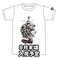 [YokaiShop限定Ver]悪魔くん 見えない学校 T-Shirts Color  ホワイト 〔9月末頃入荷予定〕