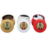 【東濃檜茶】3缶セット(1カップ用、急須ポット用、ティープレス用の3種類)|飲み比べ・ギフトにも最適