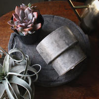 ≪blmv-stw-fp-gy≫ Bloomingville flowerpot H9cm /grey