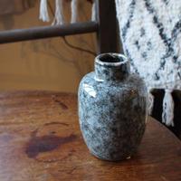 ≪blmv-pcr-v-blk≫ Bloomingville small flower vase H12cm / black