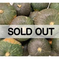 農家のこだわり野菜 北海道産かぼちゃくりゆたか 5kg