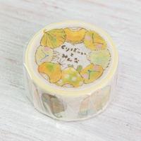 華「くりぼーいとみんな マスキングテープ」1P