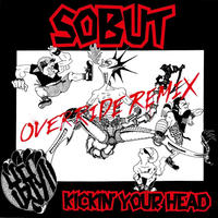 KICKIN'YOUR HEAD -OVERRIDE REMIX- CD