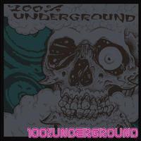 """V.A """"100% UNDERGROUND"""" CD"""