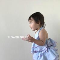 【ビブシィガールズ FLOWER FRILL】BS-20051