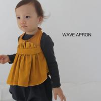 【ビブシィガールズ WAVE APRON】BS-20200