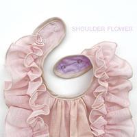 【ビブシィガールズ SHOULDER FLOWER】BS-20351
