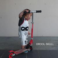 【ビブパ ストリートライン DROOL SKULL】B-ST1-BKBK