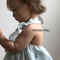 【ビブシィガールズ ROUND FRILL】BS-20192