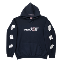 SOD HOODIE feat.SOXSOCK NAVY