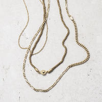 Stacking 01 necklace (3P)