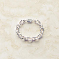 Crop chain bracelet