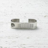 Postal code ring [Unisex line]