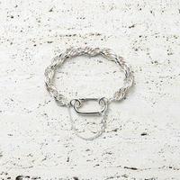 Old chain clip bracelet